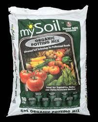 Potting Mix – mySoil Organic