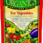 Jobe's® – Organic Vegetable Spikes